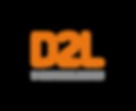 D2L preferred logo
