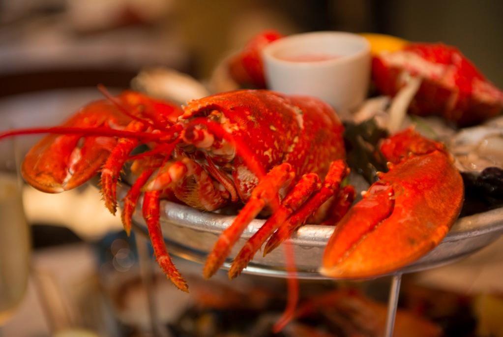 FOODIE FOUR: Lobsters