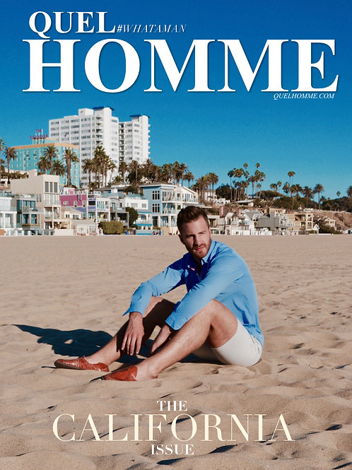 Quel Homme Magazine: The California Issue