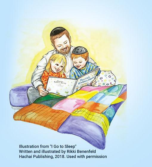 Jewish Bedtime Story