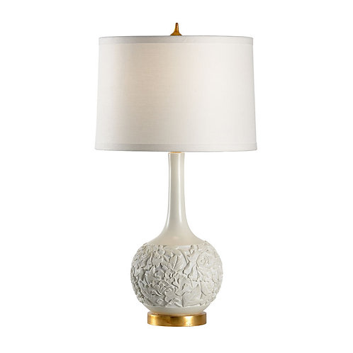 EDITH LAMP - OYSTER 23313