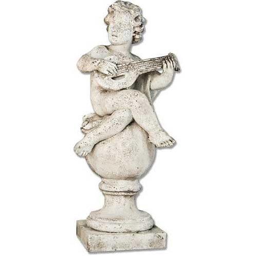 Cherub On Finial Mandolin 39