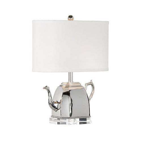SPOUT LAMP (White)