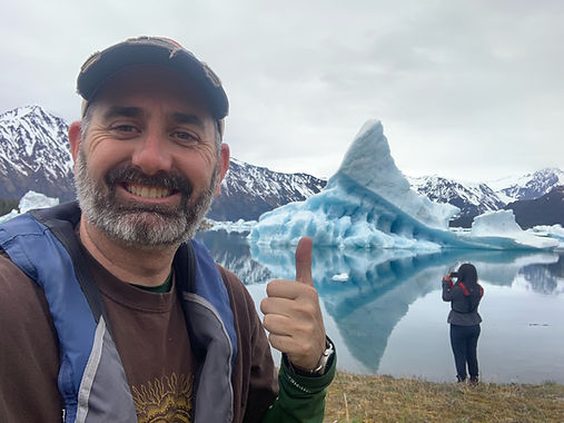 mike in front of iceberg.JPEG