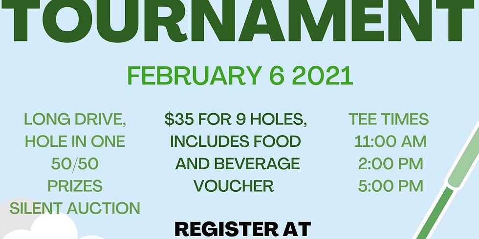 Lil Legendary Leos - Winter Golf Tournament