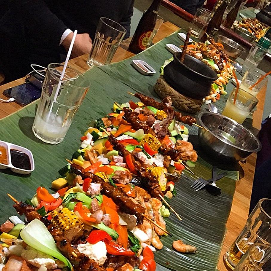 Filipino Restaurant London