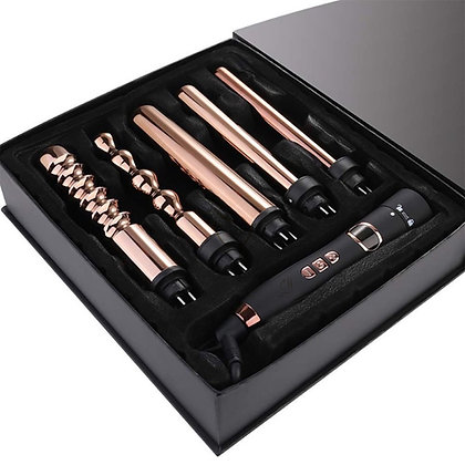 5 in 1 Luxury Curling Iron