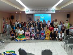 UPF au Costa Rica pour la Paix