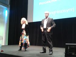 Dona Eden & Dr. Feinstein