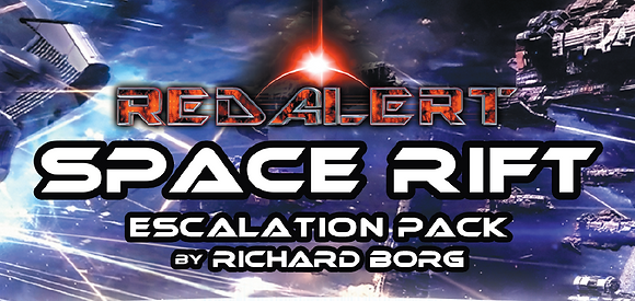 Red Alert: Space Rift Escalation Pack