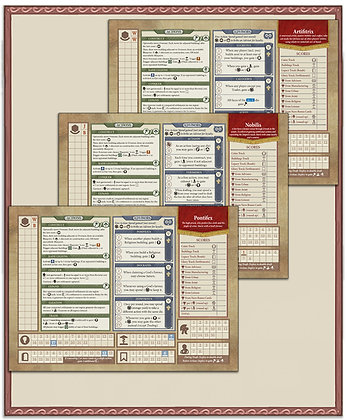 Character Boards Expansion