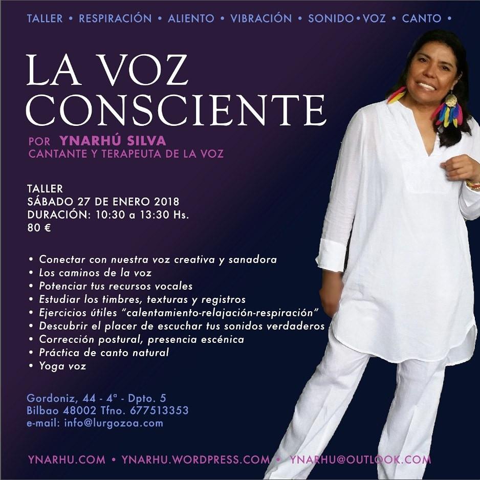 la voz consciente 27 enero