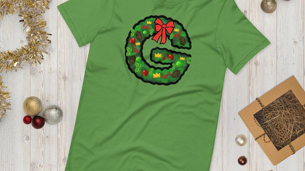 """A TRULY G CHRISTMAS""  Unisex T-Shirt"