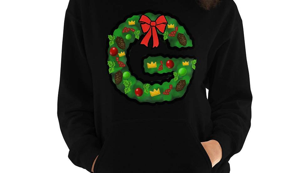 """"""" A TRULY G CHRISTMAS """" Unisex Hoodie"""