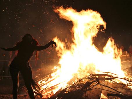 Beltane: Six ways to celebrate during lockdown