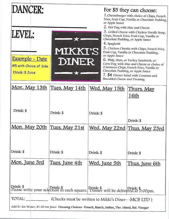 Miki's Diner May 13-June 6.jpg