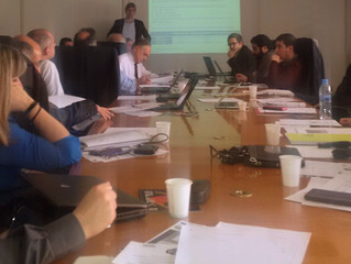 ORC-PLUS 3rd project meeting