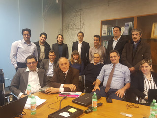 ORC-PLUS 4th project meeting in Bologna
