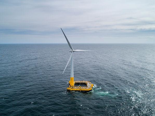 Floating wind turbine (Floatgen) 2 - cre