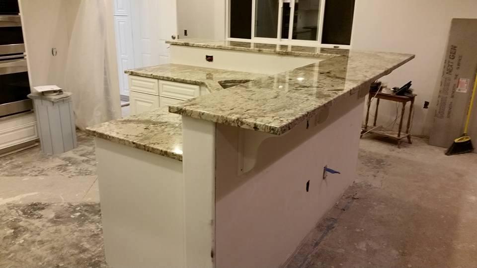 Granite top