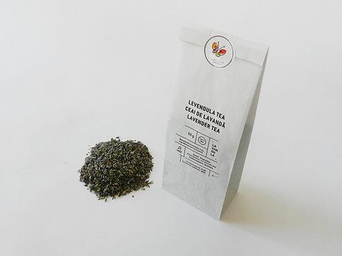Levendula tea