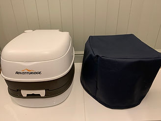 Portable Toilet Cover