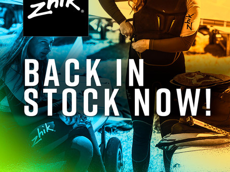 Zhik Back in Stock