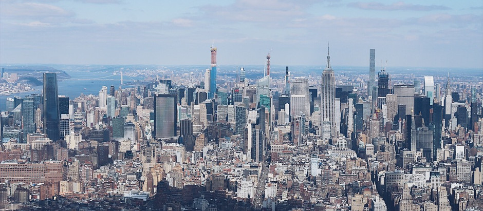 New York met kids (2): Downtown Manhattan!