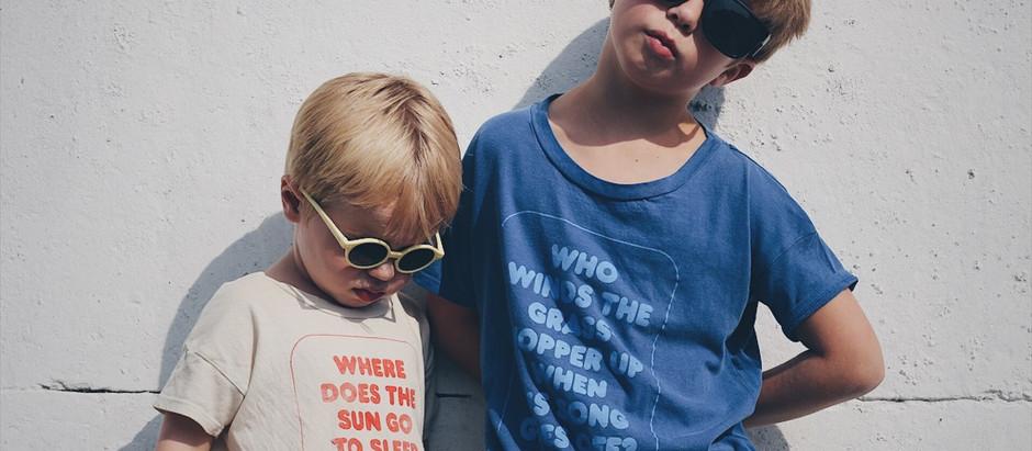 Twee kinderen, das een vorm van mindfullness.