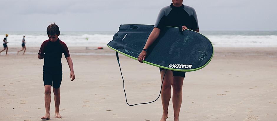 #lindiesopreis. Wij gingen op surfkamp! Hoewasda?