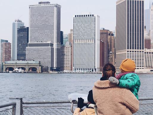 New York met kinders, is dat een goed idee?! (5 redenen om het wel/niet te doen :-))