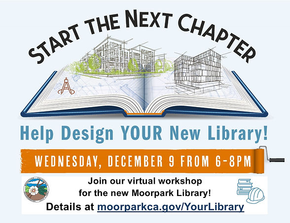 moorpark library event flyer