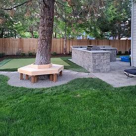 Landscape Design La Pine Elite Landscapi