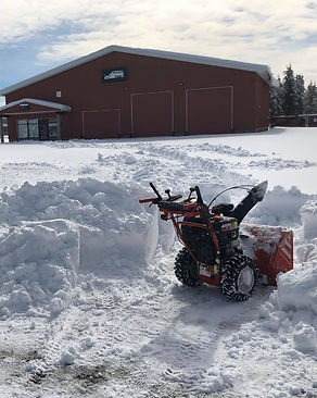 Commercial Snow Removal in La Pine Elite