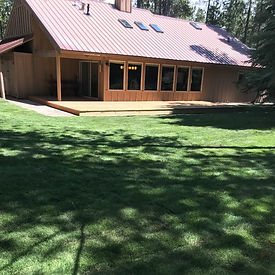 Sod Installation in La Pine Elite Landsc