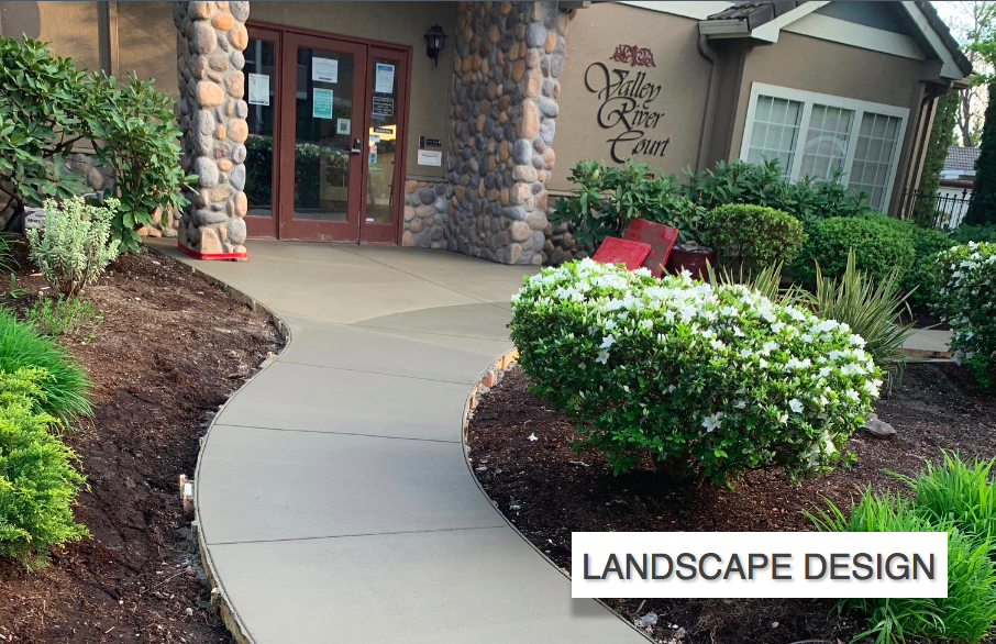 Landscape Design In La Pine Elite Landsc