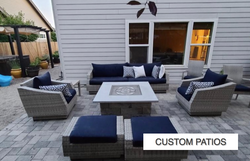 Custom Patios In La Pine Elite Landscapi