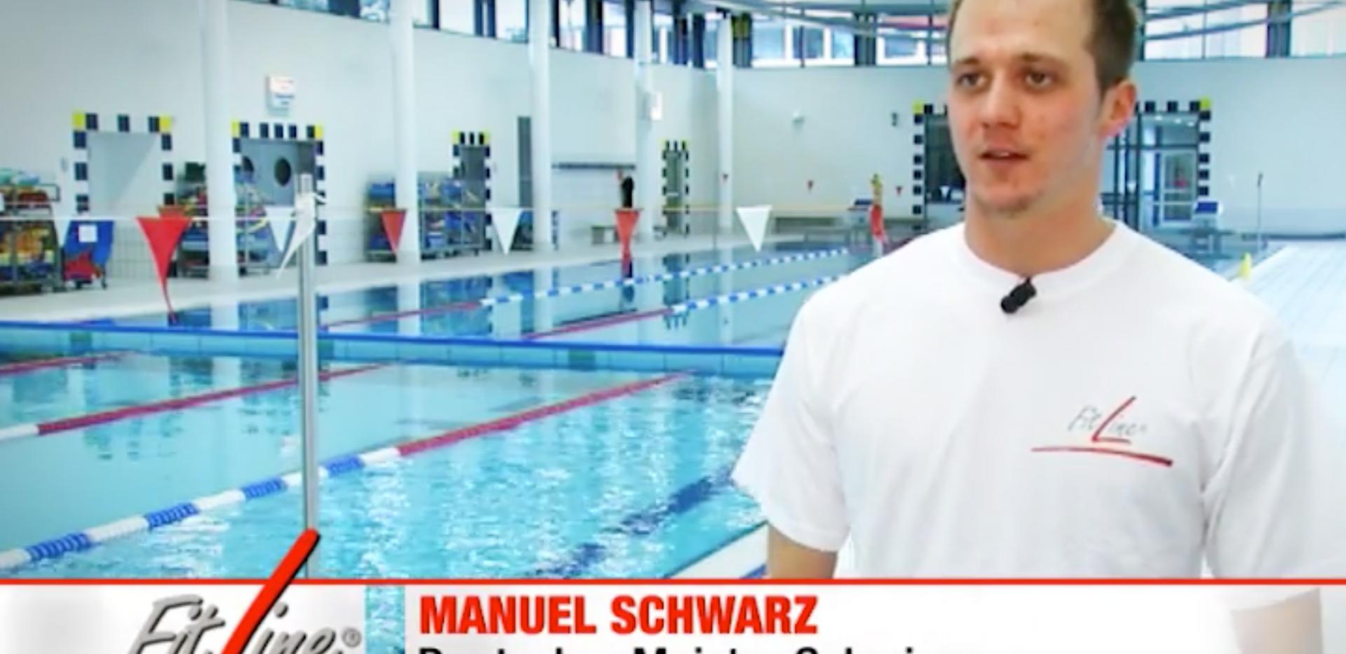 Schwimmen - Manuel Schwarz