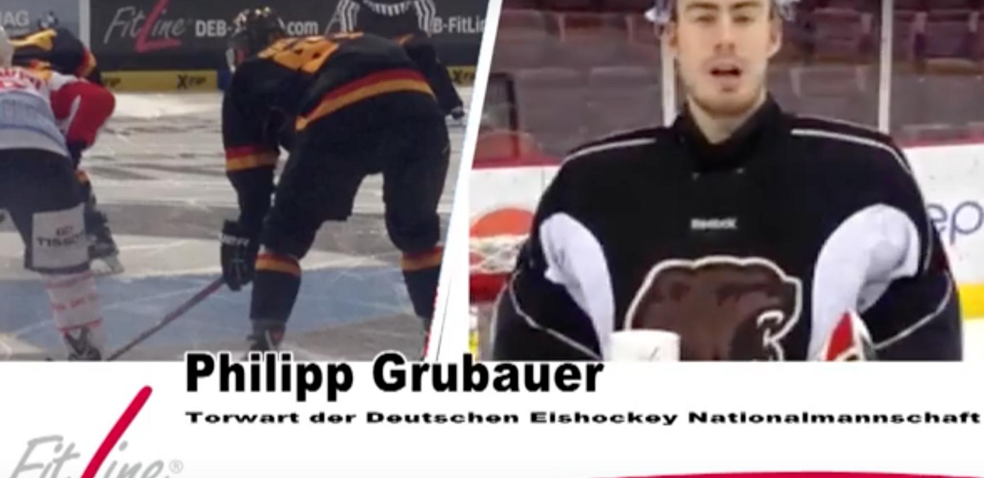 Eishockey - Philipp Grubauer