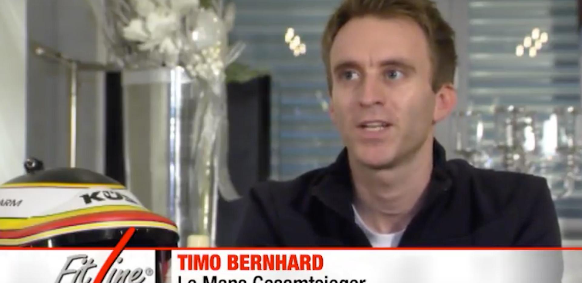 Motorsport - Timo Bernhard