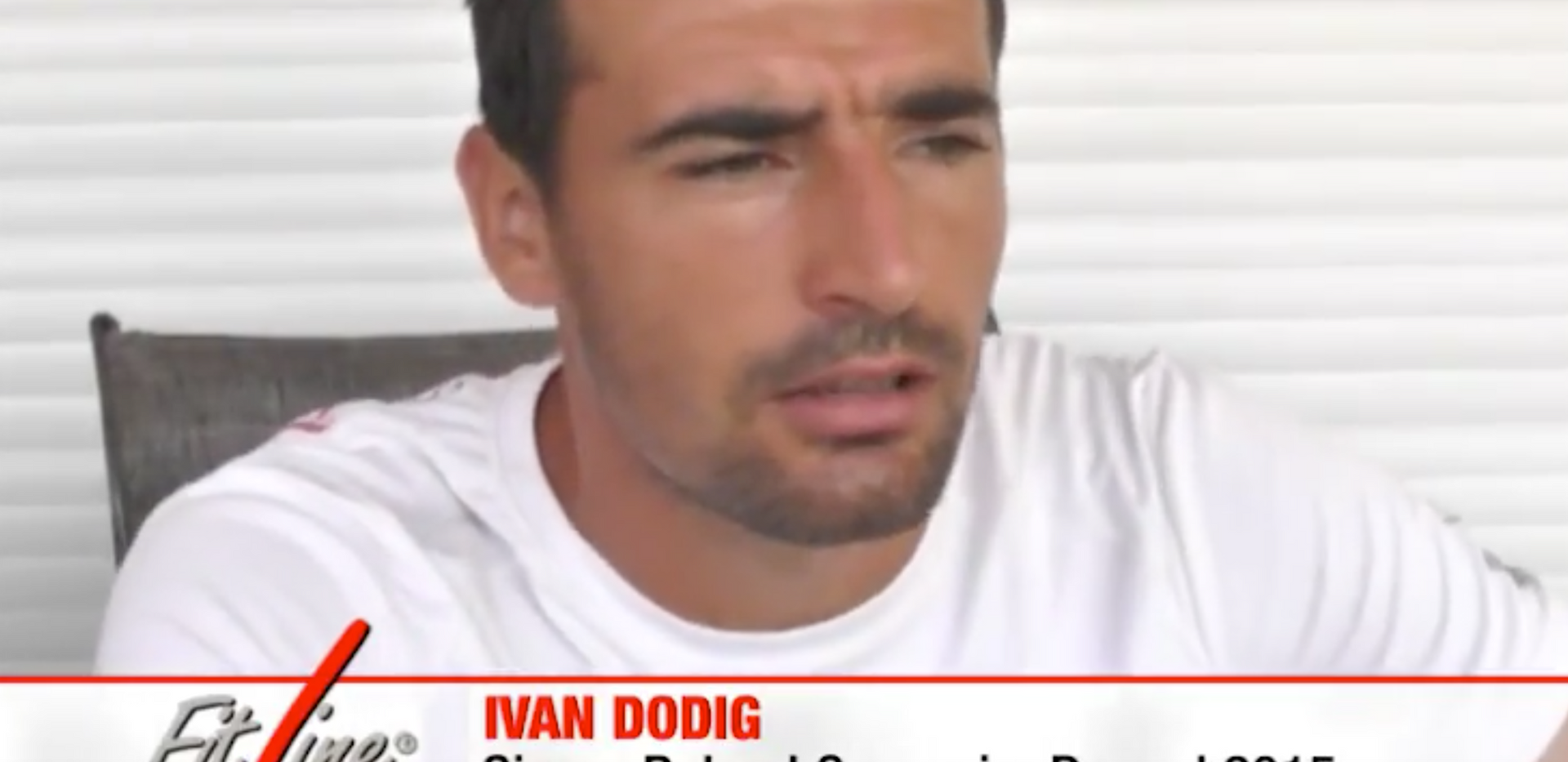 Tennis - Ivan Dodig