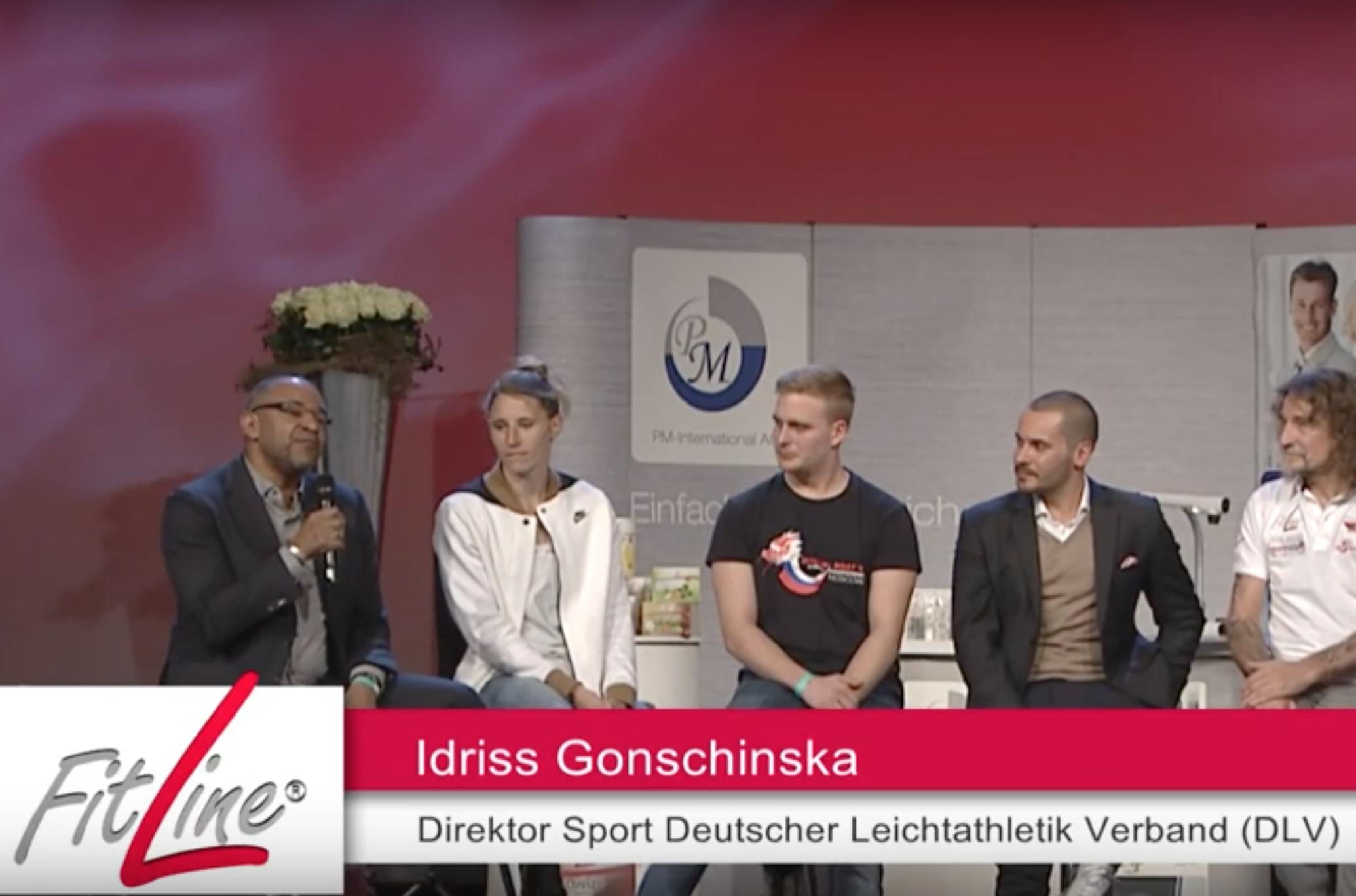 Indriss Gonschinska Sport DLV