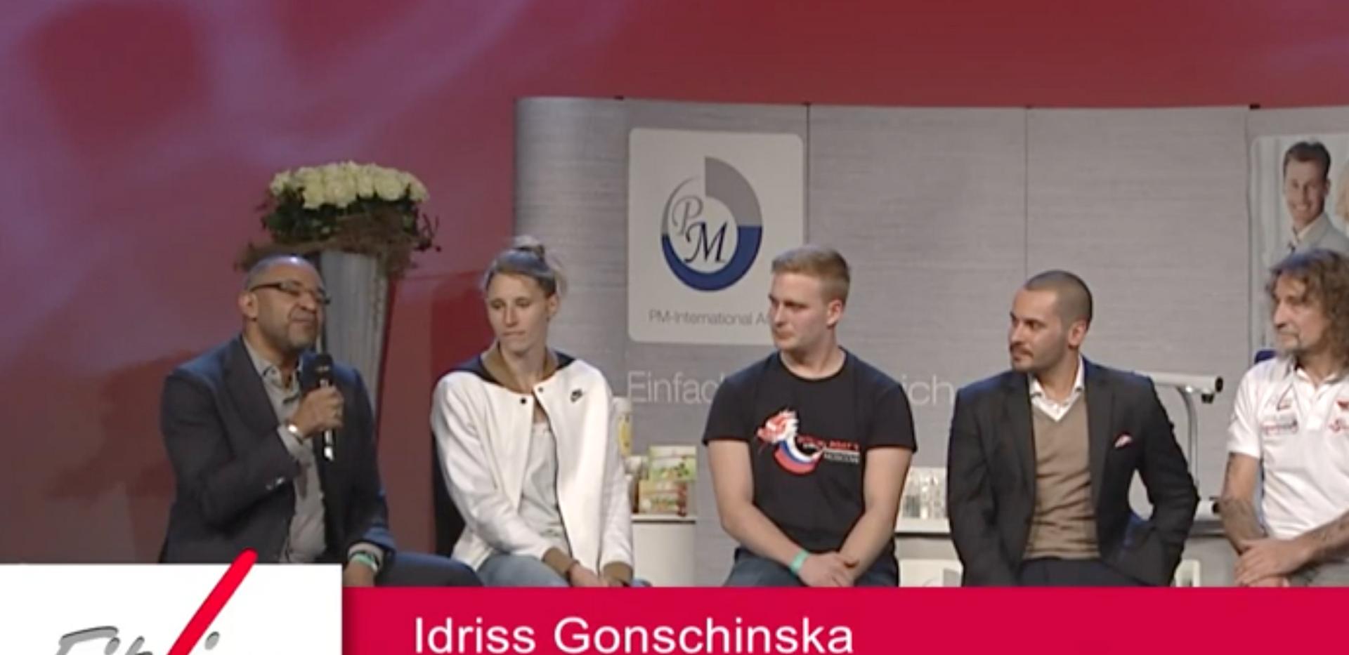 DLV - Idriss Gonschinska