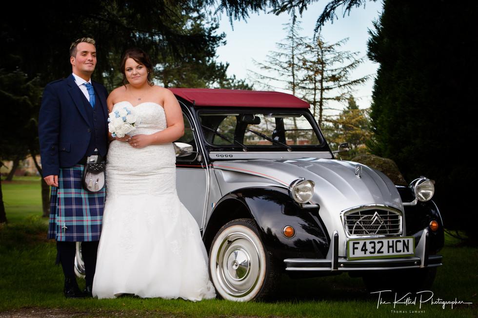 The Hughes Wedding