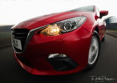 Mazda 3 Rig Shot