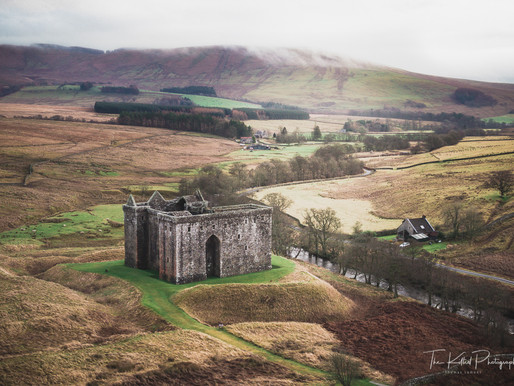 Hermitage Castle | The Kilted Photographer Visits