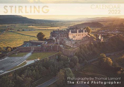 2022 Calendar - Stirling