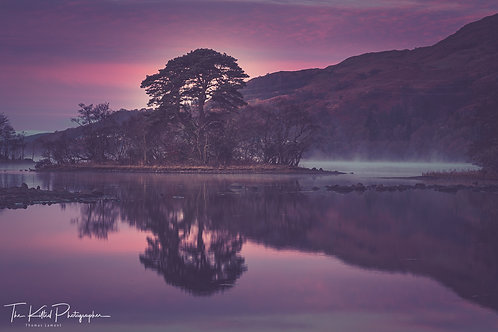 Sunrise over Loch Awe