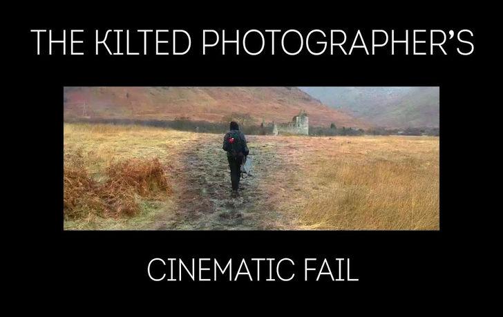 Cinematic Fail
