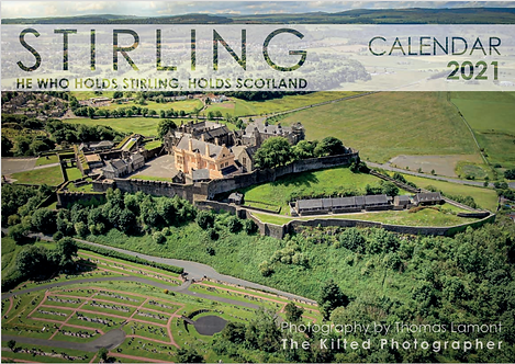 2021 Calendar - Stirling